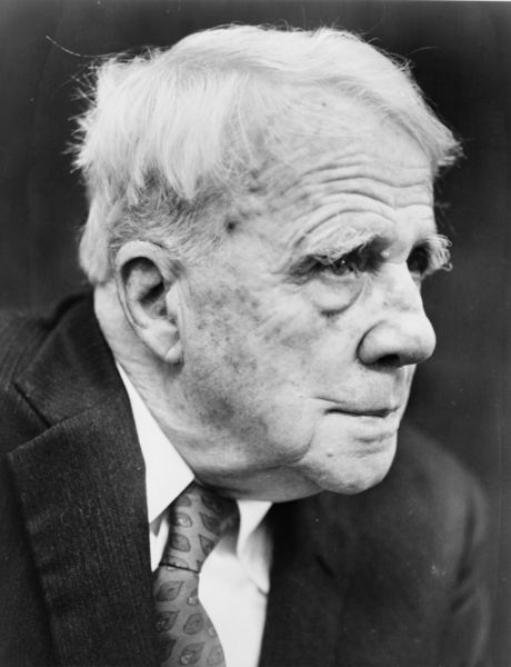 Robert Frost on Growth & the Environment for it