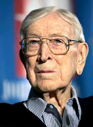 Watch John Wooden, one of the world greatest servant leaders
