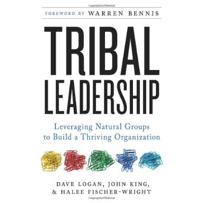 Good leaders are tribal leaders