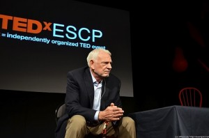 Bob Davids TEDx ESCP in Paris