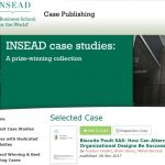 INSEAD on Poult's corporate liberation