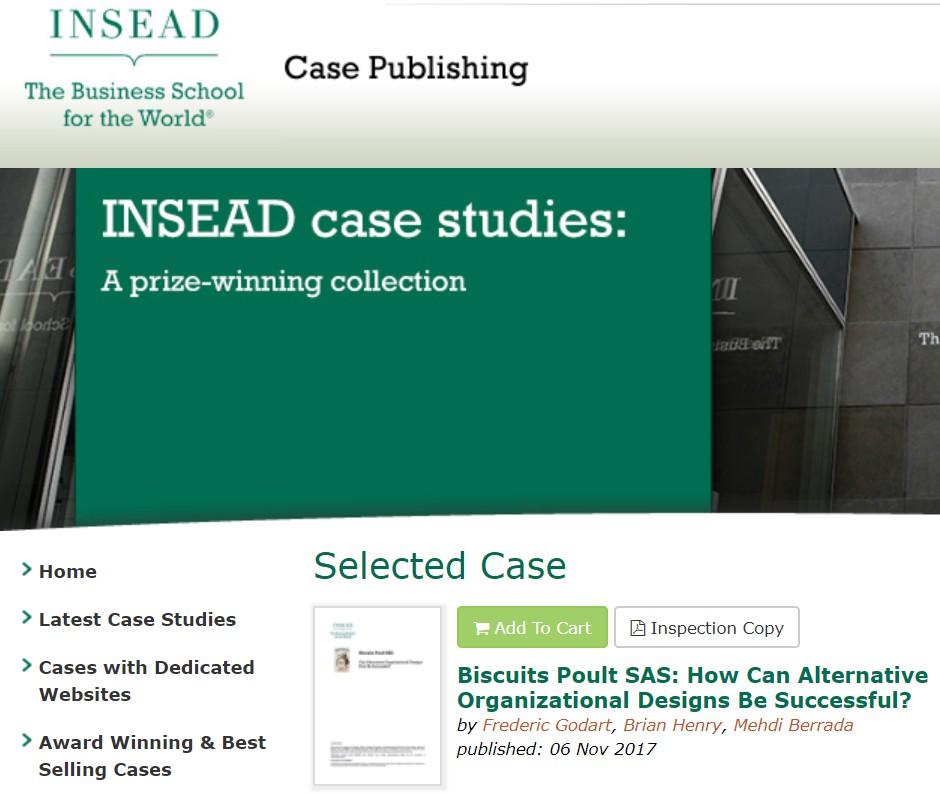 famous business case studies Project Management Case Study Example