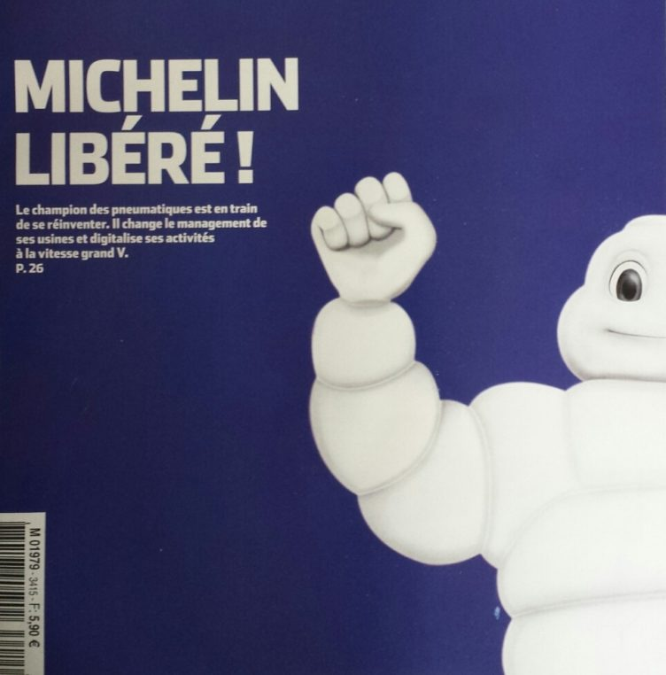 Michelin Transformation